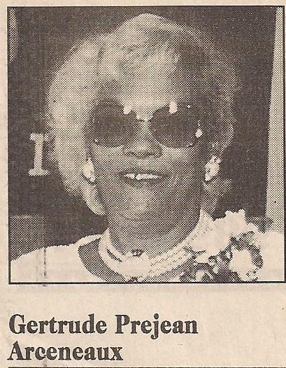 Gertrude Prejean-Arceneaux