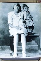 Grace Goodbeer(Young)w/Daughter Gustavia