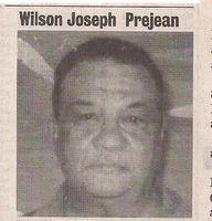Joseph Wilson Prejean