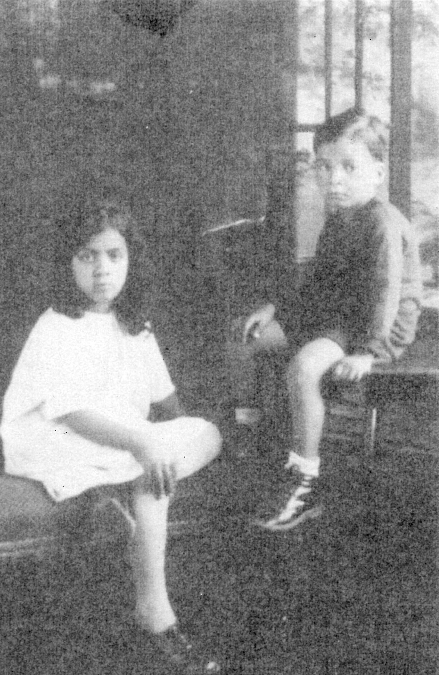 Hilda Mae Mouton & John Daniel Mouton