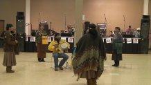 Lundi Gras 2013, Opelousas LA, Civic center